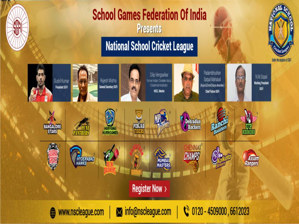 NATIONAL SCHOOL CRICKET LEAGUE